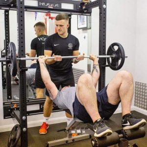 Personal Training Bedfordshire - Conor Inskip